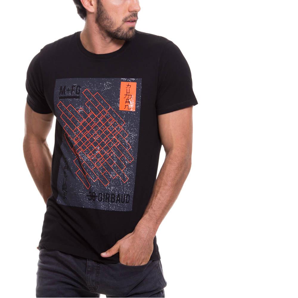 07b87b7b47 Camiseta Para Hombre Marithe Francois Girbaud Gm1101582N000 ...