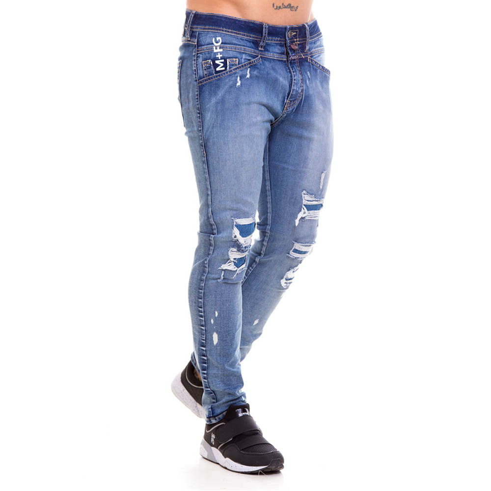 d0f65c72e9 jean para hombre pedal pusher marithe francois girbaud - Girbaud Colombia