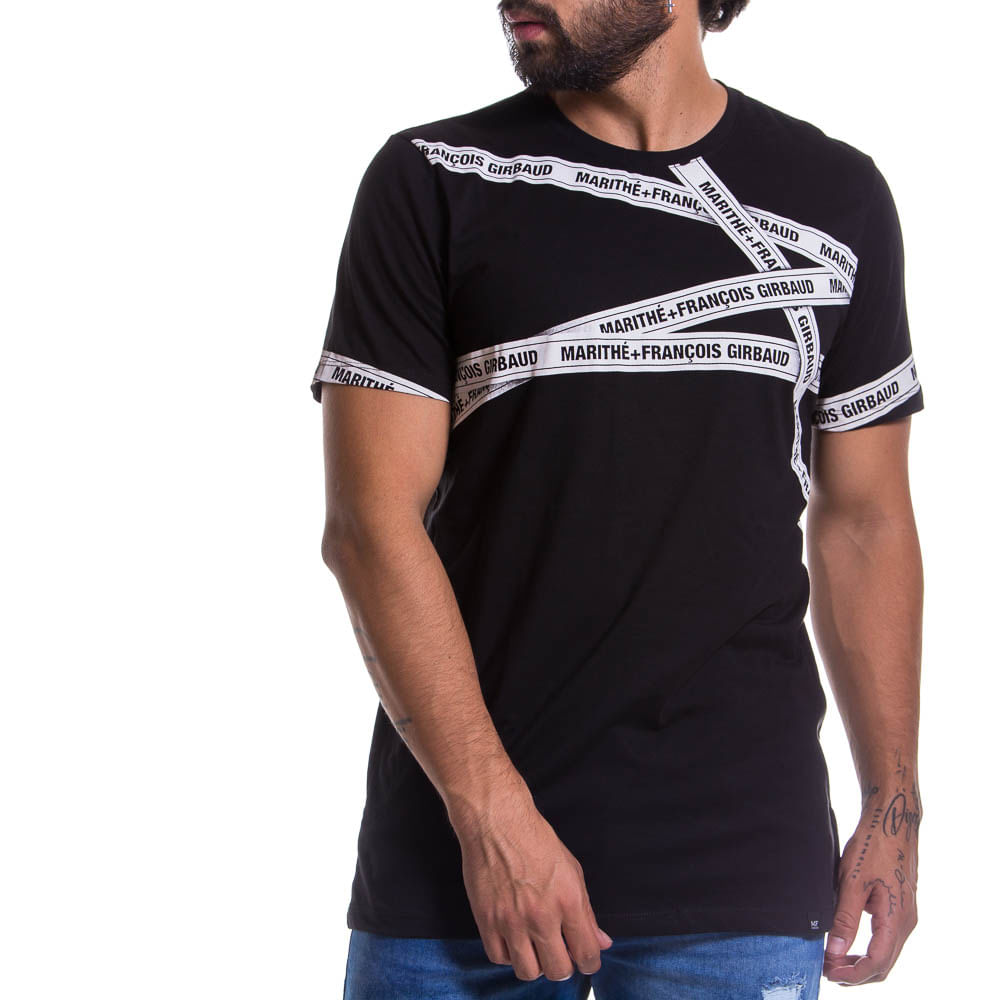 7199d364ec camiseta para hombre camiseta m c marithe francois girbaud - Girbaud  Colombia