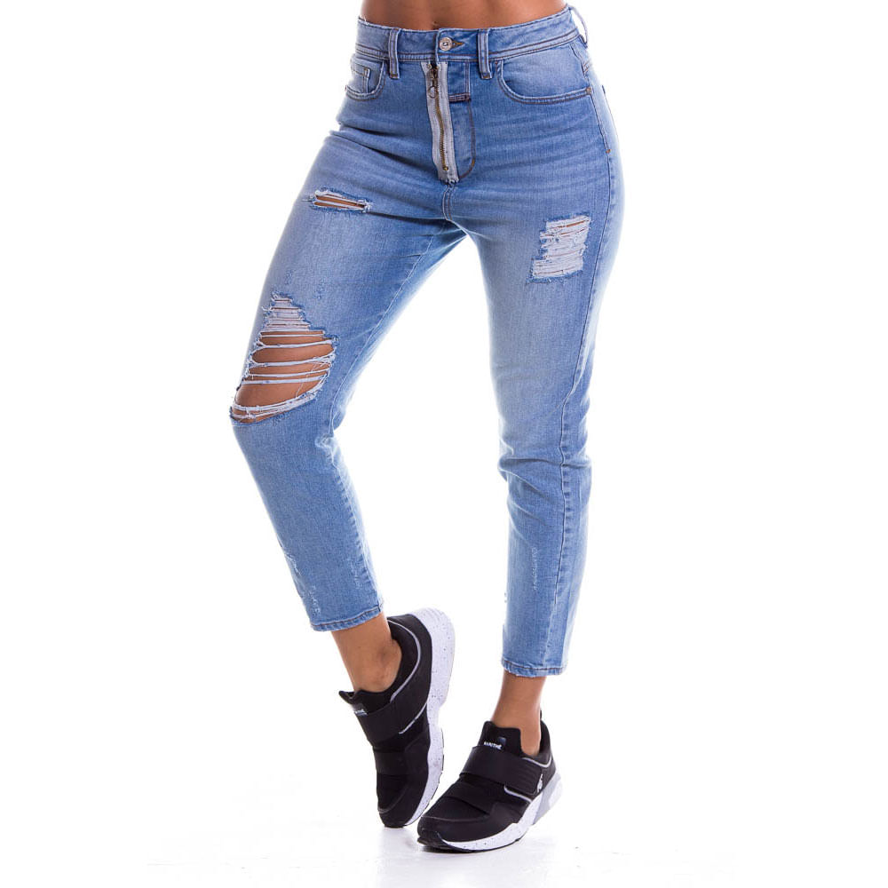 77bf43a5f1 jean para mujer sammy high baggy marithe francois girbaud - Girbaud Colombia