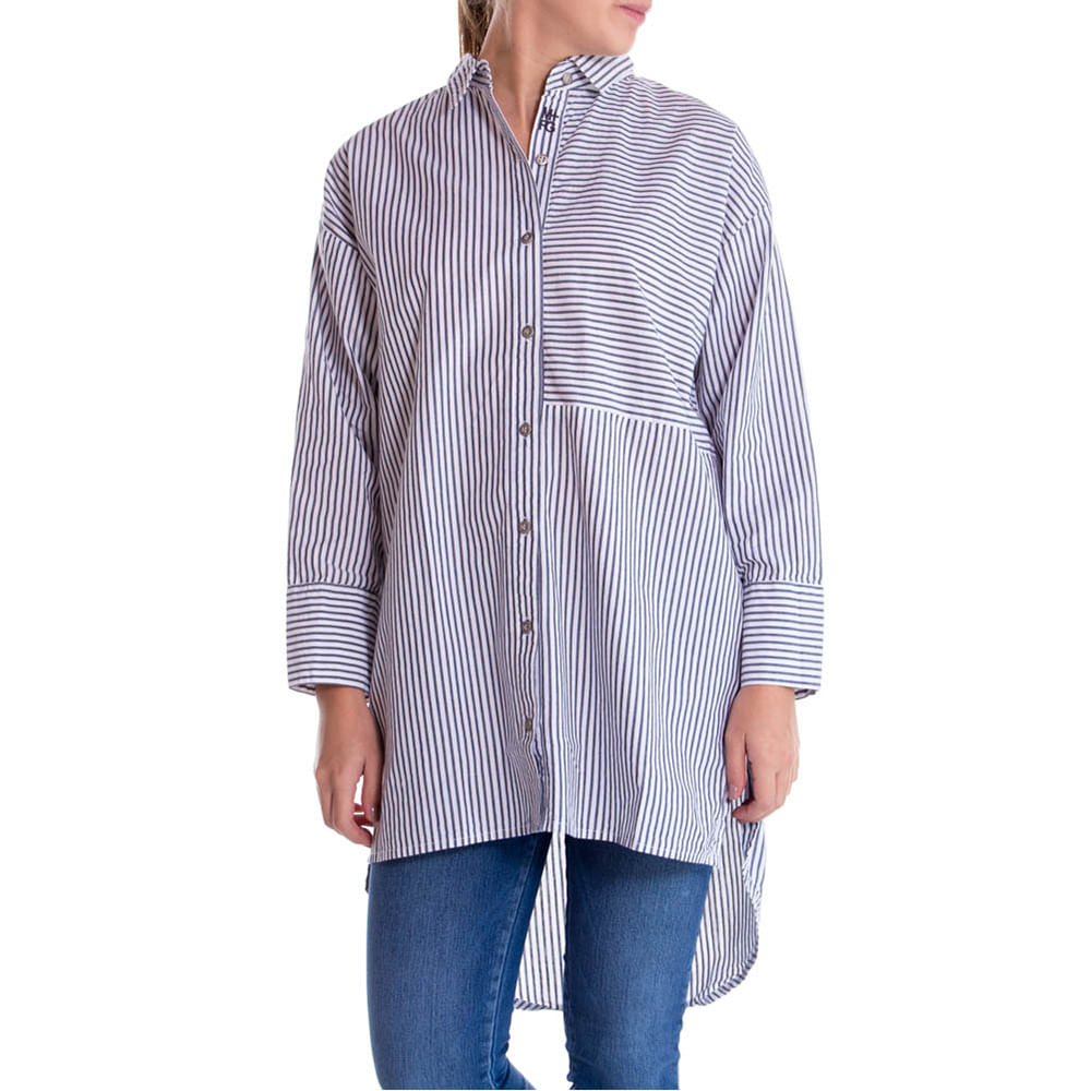 857860ae3 Camisa Manga Larga para Mujeres - Girbaud Colombia