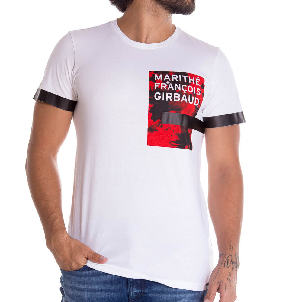 94212f6cb Camiseta M/C Para Hombre Marithe Francois Girbaud 1285 | Camisetas |  Girbaud - Girbaud Colombia
