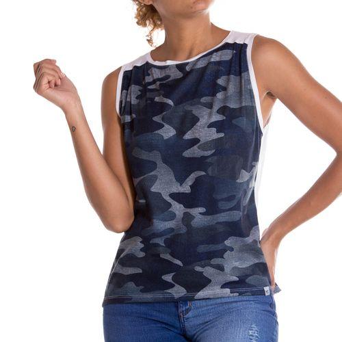 Camiseta-Para-Mujer-Top--Marithe-Francois-Girbaud
